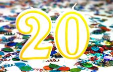 happy 20th anniversary apags