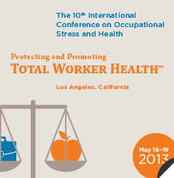 Work, Stress and Health 2013