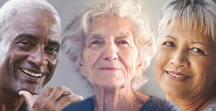 Aging Older Adults 60