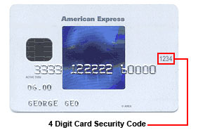 Card Security Code