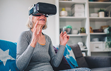 Virtual Therapy Expanding Mental Health >> Virtual Reality Expands Its Reach