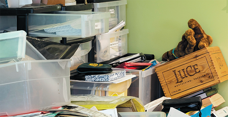 Treating people with hoarding disorder
