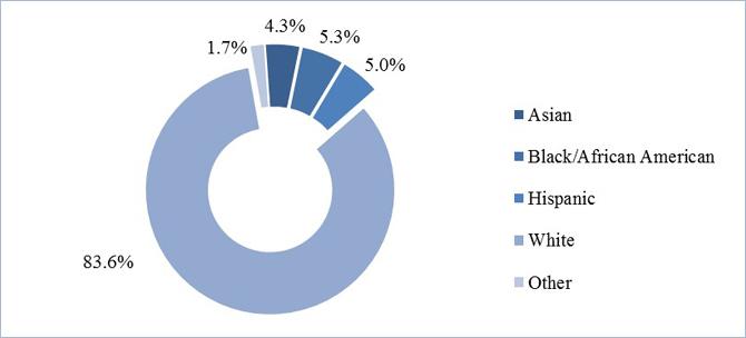 2005-13: Demographics of the U S  Psychology Workforce