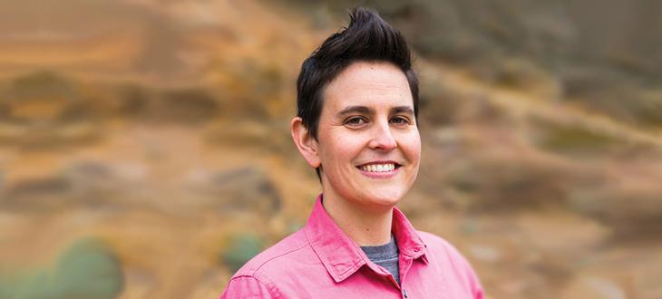 Dr Erin Baker Burgoon Social Psychologist