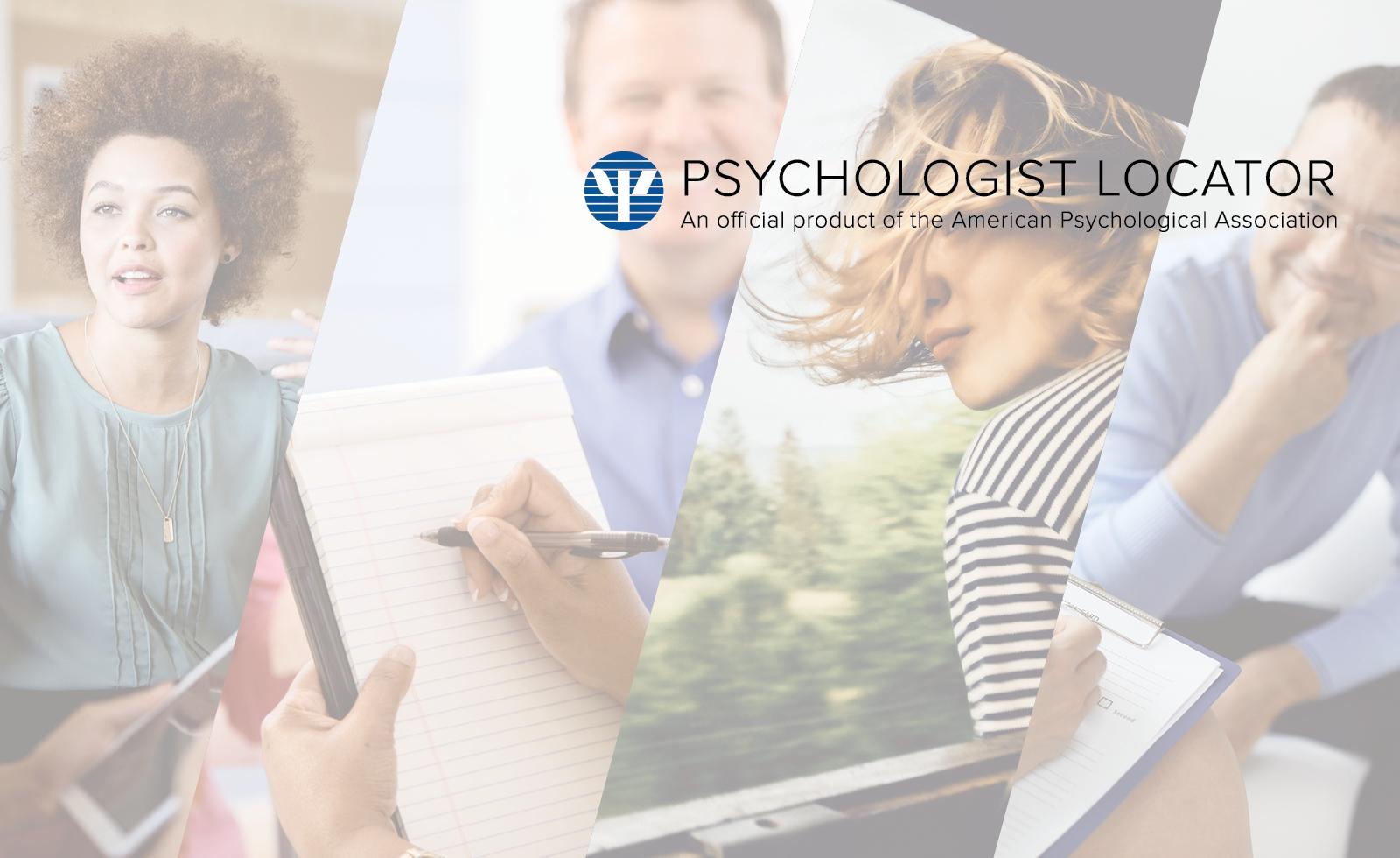 Psychologist Locator