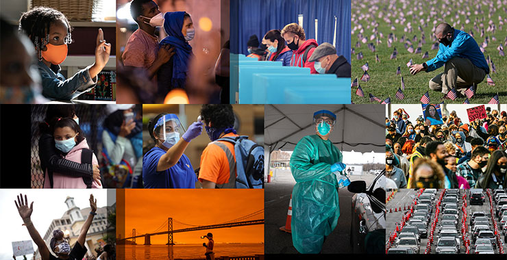 U.S. Adults Report Highest Stress Level Since Early Days of the COVID-19 Pandemic