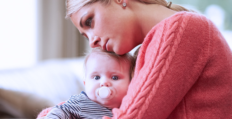 Mothers Depression When Kids Are Young >> Postpartum Depression