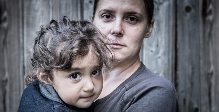 Americas Poorest Toddlers Are Being >> Effects Of Poverty Hunger And Homelessness On Children And