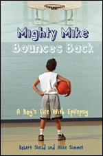Cover of Mighty Mike Bounces Back (small)