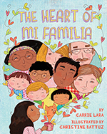 Cover of The Heart of Mi Familia