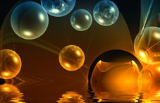 Various bubbles