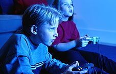 Video games increase aggression