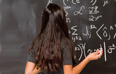Girls and math