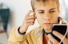 Youths who avoid their problems by listening to music are more likely to become neurotic.