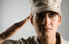 "Suicide among women veterans is a ""hidden epidemic"""