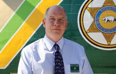 Steven E. Sultan, PhD (Courtesy LA Sheriff's Dept.)