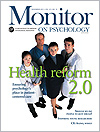 November 2011 Monitor on Psychology