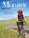 Monitor on Psychology December 2011