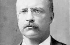 Before he was president, Theodore Roosevelt visited the Dakotas several times to treat his asthma and neurasthenic symptoms.