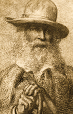 American poet Walt Whitman was another fan of Dr. Silas Weir Mitchell's West Cure.