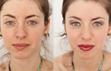 Wearing makeup may make women look more competent, as long as it's not overdone.