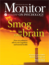 Monitor on Psychology JULY/AUGUST 2012