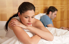 For women in troubled relationships, improved sexual functioning correlated with increased distress, a study suggests