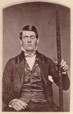 The horrible blow to Phineas Gage's head did not appear to change his personality at all, despite reports in psychology texts