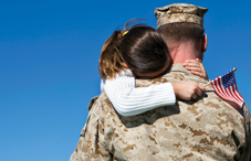 Convention sessions on helping soldiers, vets and their families