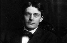 "Voted ""handsomest professor"" in 1919 at Johns Hopkins, John B. Watson"