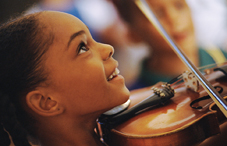 Music lessons in childhood may lead to changes in the brain that persist years after the lessons stop