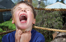 Daily temper tantrums aren't normal for preschoolers
