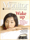 January 2013 Monitor on Psychology