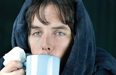 Cognitive effects of colds