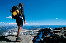 People who had backpacked were more creative than those who hadn't, a study finds.