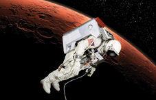 Research by industrial-organizational psychologists is guiding efforts to promote team cohesion among astronauts during the longest-ever manned space voyage: NASA's planned 2030 trip to Mars.