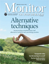 April 2013 Monitor on Psychology