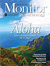 In the May 2013 Monitor: convention, apa president, state leadership conference, the brain, homeless veterans, zoo animals, fear or mental illness, grants and more.