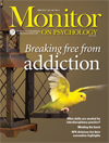 June 2013 Monitor on Psychology