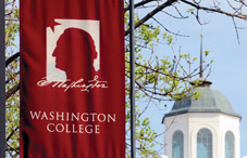 Washington College boosted its students' success by embracing an active learning curriculum and building its research program
