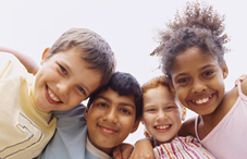 Cross-ethnic friendships may help youths feel safer
