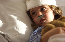 Parental reassurance after surgery appears to reduce children's distress.