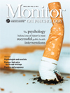 March 2014 Monitor on Psychology