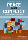 Peace and Conflict: Journal of Peace Psychology
