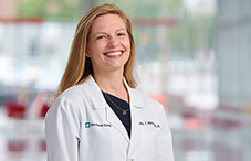 Dr. Kelly Huffman specializes in treating pelvic pain