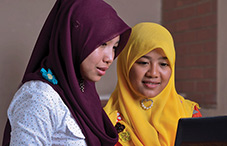 International psychology students