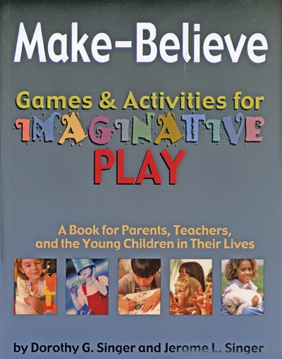 psychology make believe play A yale study shows that make believe play enhances school-readiness skills in children, particularly those from low-income families.