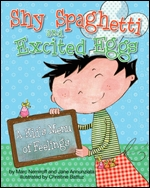 Cover of Shy Spaghetti and Excited Eggs (medium)