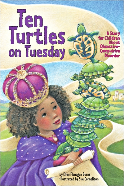 ten turtles on tuesday  a story for children about