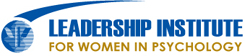 Leadership Institute for women in psychology